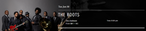 The Roots   Coastal Jazz