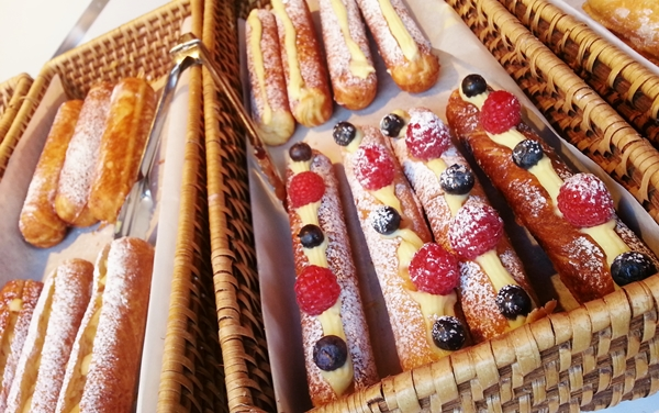 Stick Style Pastries