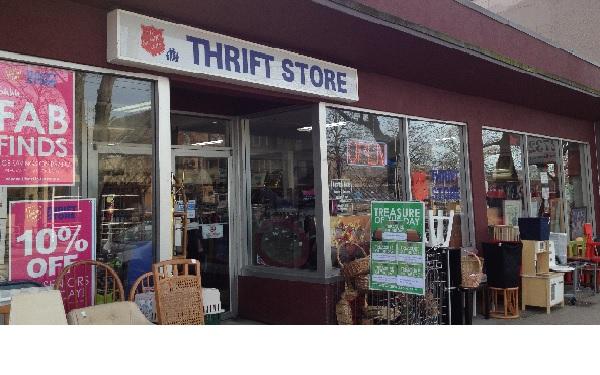 Thrift Shopスリフトショップ