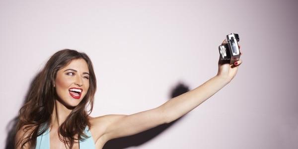 Selfie 腕伸ばし