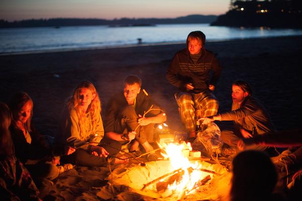 Beachfire