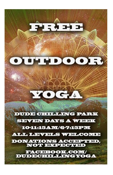 freeoutdoor yoga