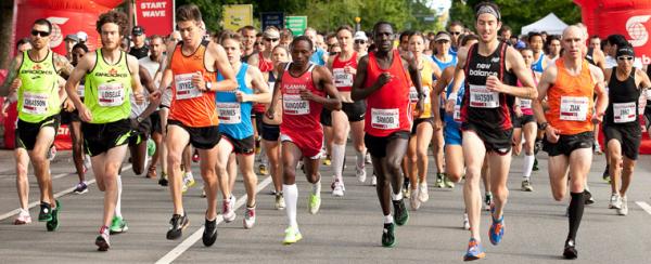 Scotiabank Vancouver Half Marathon   5k   Scotiabank