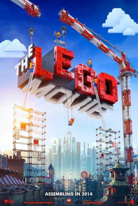 THE LEGO MOVIE, Australian advance poster, 2014, ©Warner Bros. Pictures