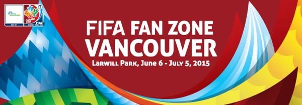 Fan zone Van ロゴ イメージ