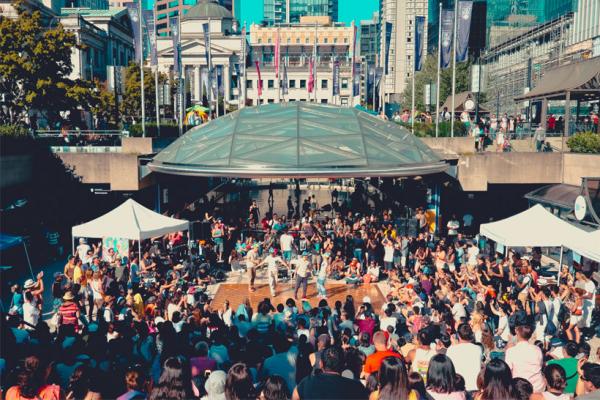 2014   Vancouver Street Dance Festival