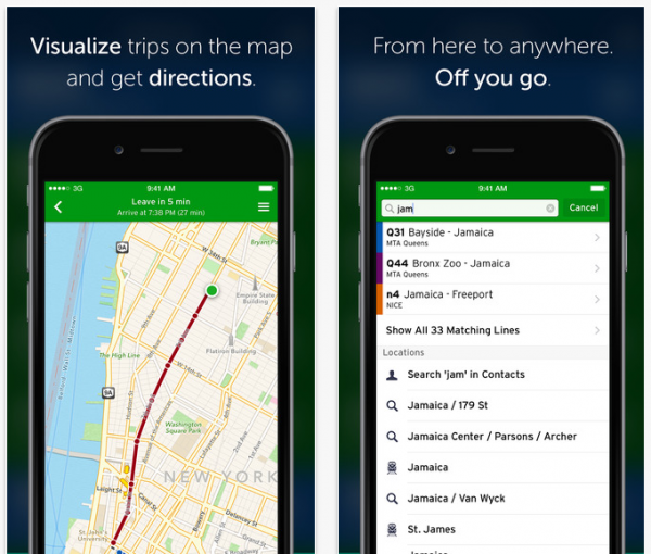 Transit App  Real Time Bus Subway   Metro Tracker with Offline Schedules on the App Store on iTunes2