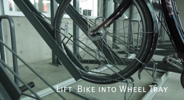 Secure Bike Parking at Main Street  Science World Station   YouTube4