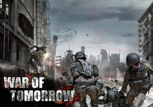 War of Tomorrow Artwork