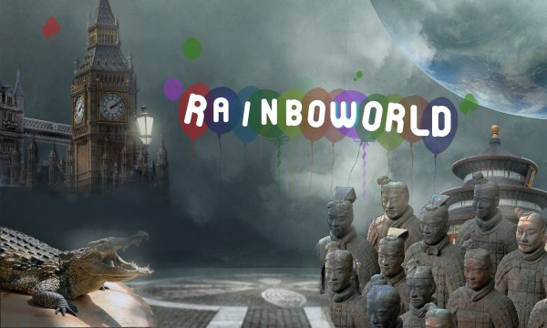 Rainboworld Artwork