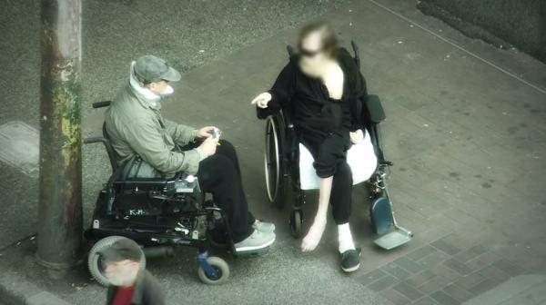 Operation Wheelchair   YouTube