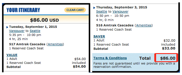 Price_Amtrak