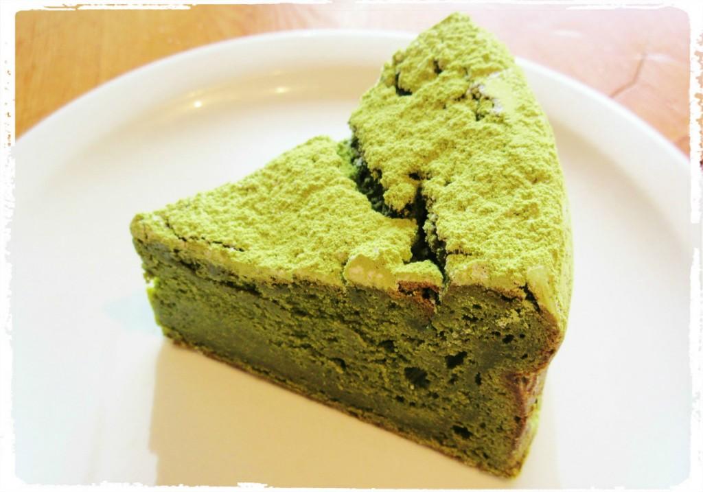 抹茶ケーキ「Matcha」$4.50