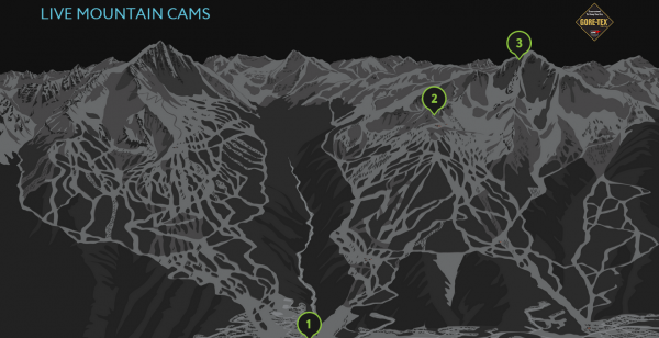 Snow Report  Trails   Cams   Whistler Blackcomb