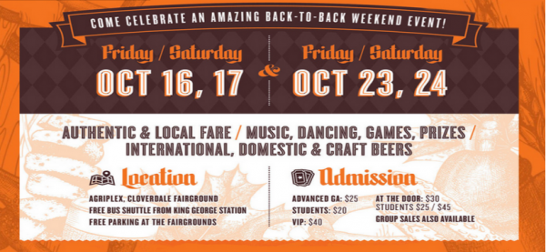 Phoenix Productions Events   Oktoberfest 2015  Surrey BCPhoenix Productions Events   Oktoberfest 2015  Surrey BC2