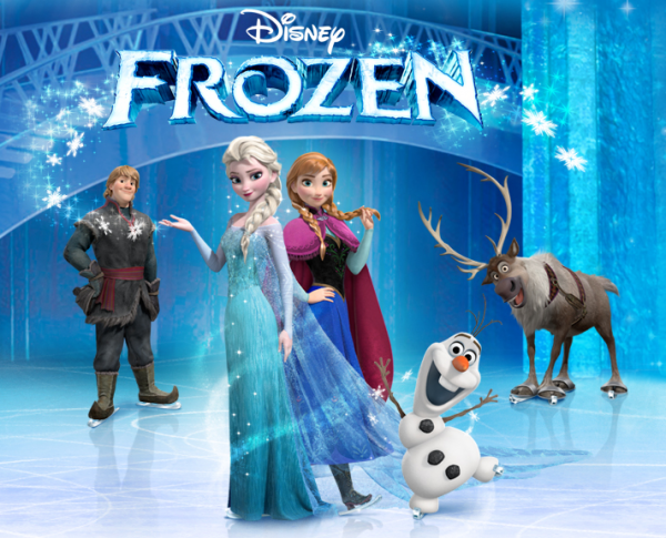 Frozen   Disney On Ice   Disney
