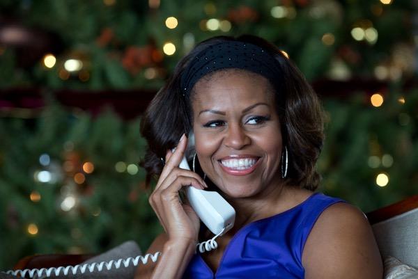 ミシェル・オバマ大統領夫人
