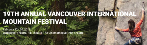 VIMFF   Vancouver International Mountain Film Festival