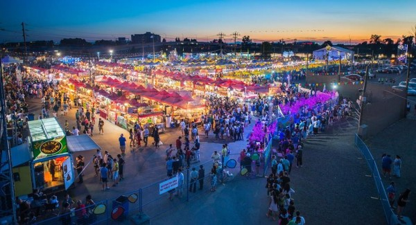 Richmond Night Market @ Richmond | British Columbia | カナダ