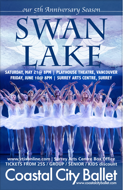 Performances  Coastal City Ballet Company   Vancouver s Repertory Ballet Company