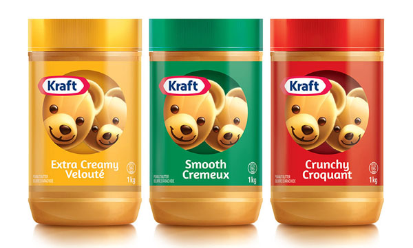Kraft PB Website
