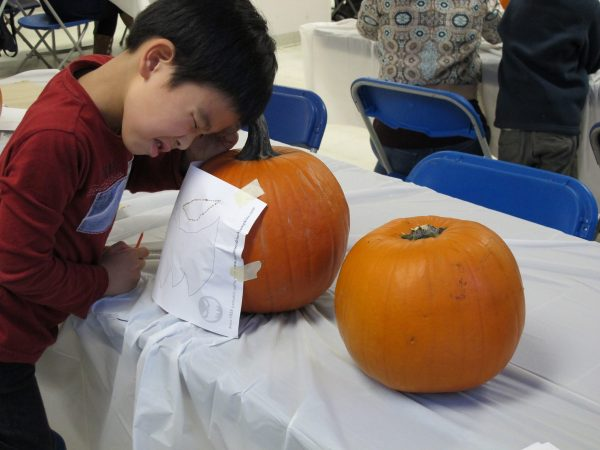 Halloween Pumpkin Carving 5yrs+ @ Kerrisdale Community Centre