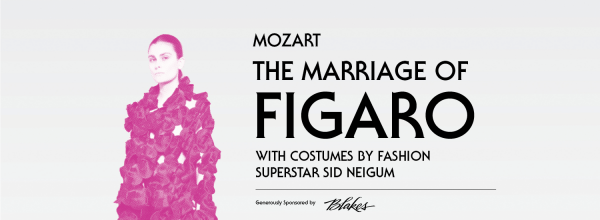 Vancouver Opera: The Marriage of Figaro @ Vancouver Playhouse | Vancouver | British Columbia | カナダ