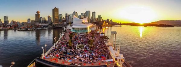 Canada Place / Waterfront Cinema 2017 @ canada place | Vancouver | British Columbia | カナダ
