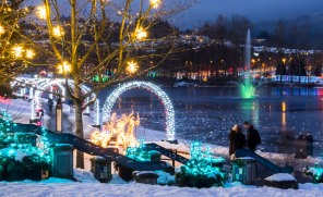 Lights at Lafarge @ Lafarge Lake | コキットラム | ブリティッシュコロンビア州 | カナダ