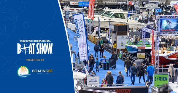 Vancouver International Boat Show 2018 @ BC Place & Granville Island
