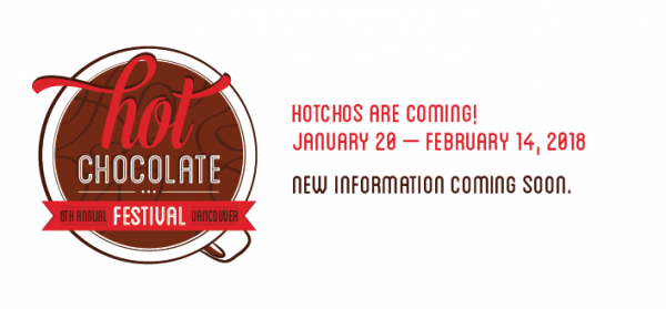 Hot Chocolate Festival 2018