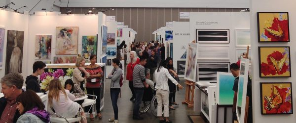 アート!バンクーバー2018(Art! Vancouver 2018) @ Vancouver Convention Centre | Vancouver | British Columbia | カナダ