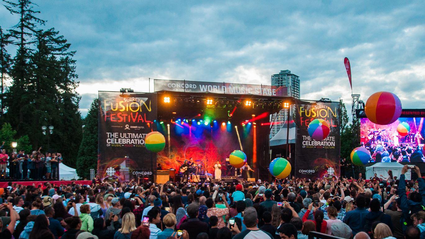 fusioin festival