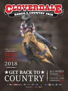 クロバデール・ロデオ&カントリーフェア(Cloverdale Rodeo and Country Fair) @ cloverdale Rodeo & Exhibition | Surrey | British Columbia | カナダ
