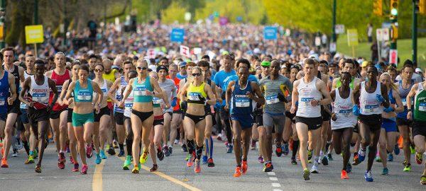 バンクーバーマラソン (BMO Vancouver Marathon) @ Queen Elizabeth Park | Vancouver | British Columbia | カナダ