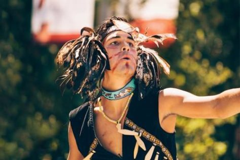 インディージニアス・カルチュアル・フェスティバル(Indigenous Cultural Festival) @ Royal BC museum | Victoria | British Columbia | カナダ