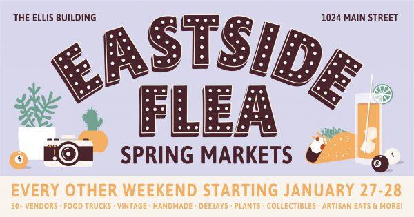 イーストサイド・フリー・マーケット(Eastside Flea Markets) @ Eastside Flea   Vancouver   British Columbia   カナダ