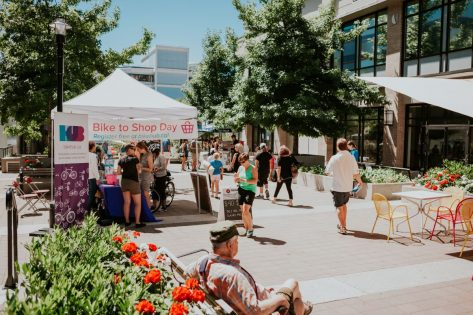 サイクリング・バイク・トゥ・ショップ・デイズ(HUB Cycling's Bike to Shop Days) @ Across Metro Vancouver | Vancouver | British Columbia | カナダ