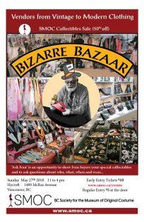 ビザー・バザー2018(Bizarre Bazaar 2018) @ Hycroft | Vancouver | British Columbia | カナダ