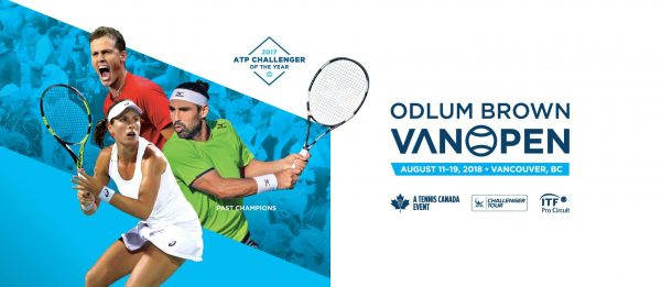 Odlum Brown VanOpen 2018 @ Hollyburn Country Club | West Vancouver | British Columbia | カナダ