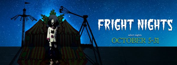 フライト・ナイト(Fright Nights at Playland 2018) @ PNE | Vancouver | British Columbia | カナダ