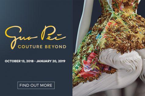 展覧会:グオ・ペイ( Guo Pei:Couture Beyond) @ Vancouver Art Gallery