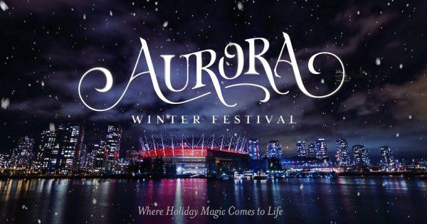オーロラウィンターフェスティバル(Aurora Winter Festival)2018 @ Concord Pacific Place, Vancouver