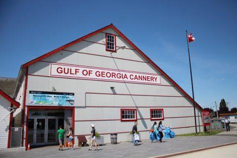 ジョージア湾缶詰工場ファーマーズマーケット(Cannery Farmers' Market) 2018-19 @ Gulf of Georgia Cannery