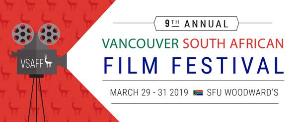 バンクーバー南アフリカフィルムフェスティバル(Vancouver South African Film Festival)2019 @ SFU Woodwards Theatre