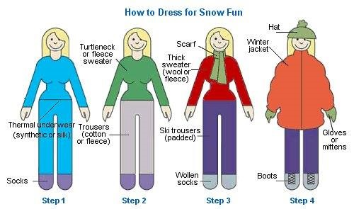 カナダの冬への備え