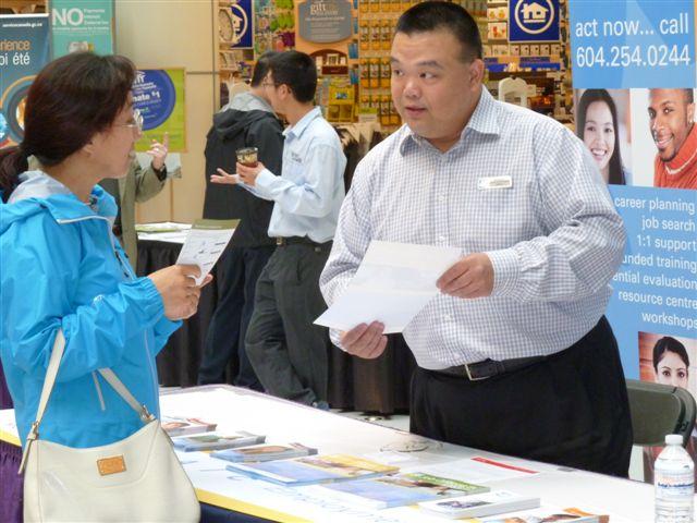 metro job fair