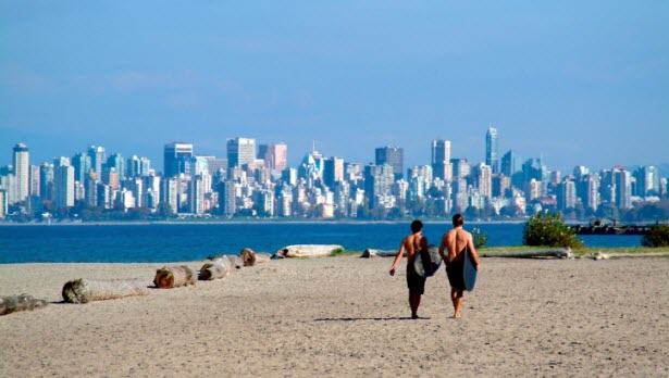 vancouver-beach-summer