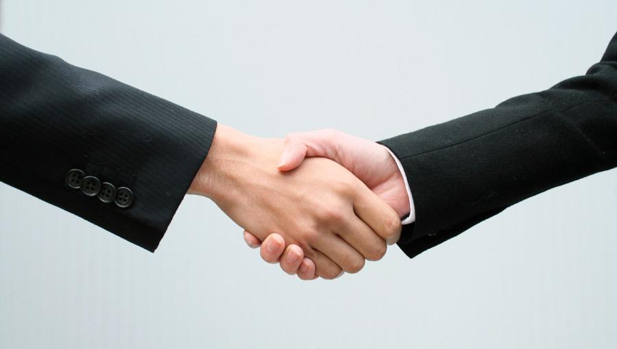 握手(契約系)