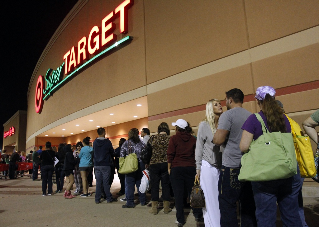Target Black Friday Store Opening
